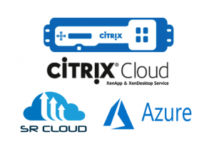 Virtual Desktop Infrastructure Hosting on Azure or SR Cloud