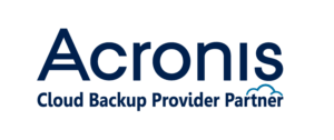 Acronis Backup as a Service