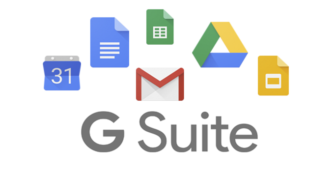GSuite for GO